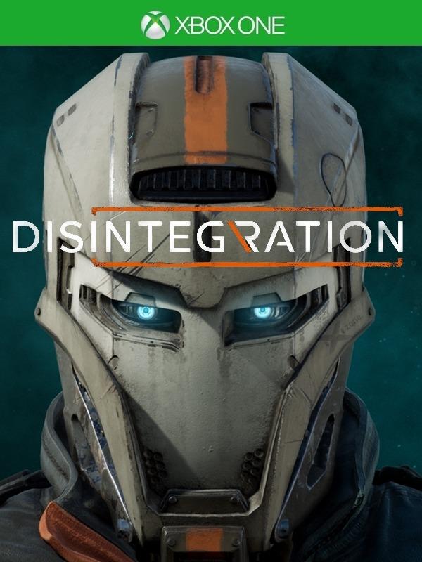 Disintegration (XBOX)