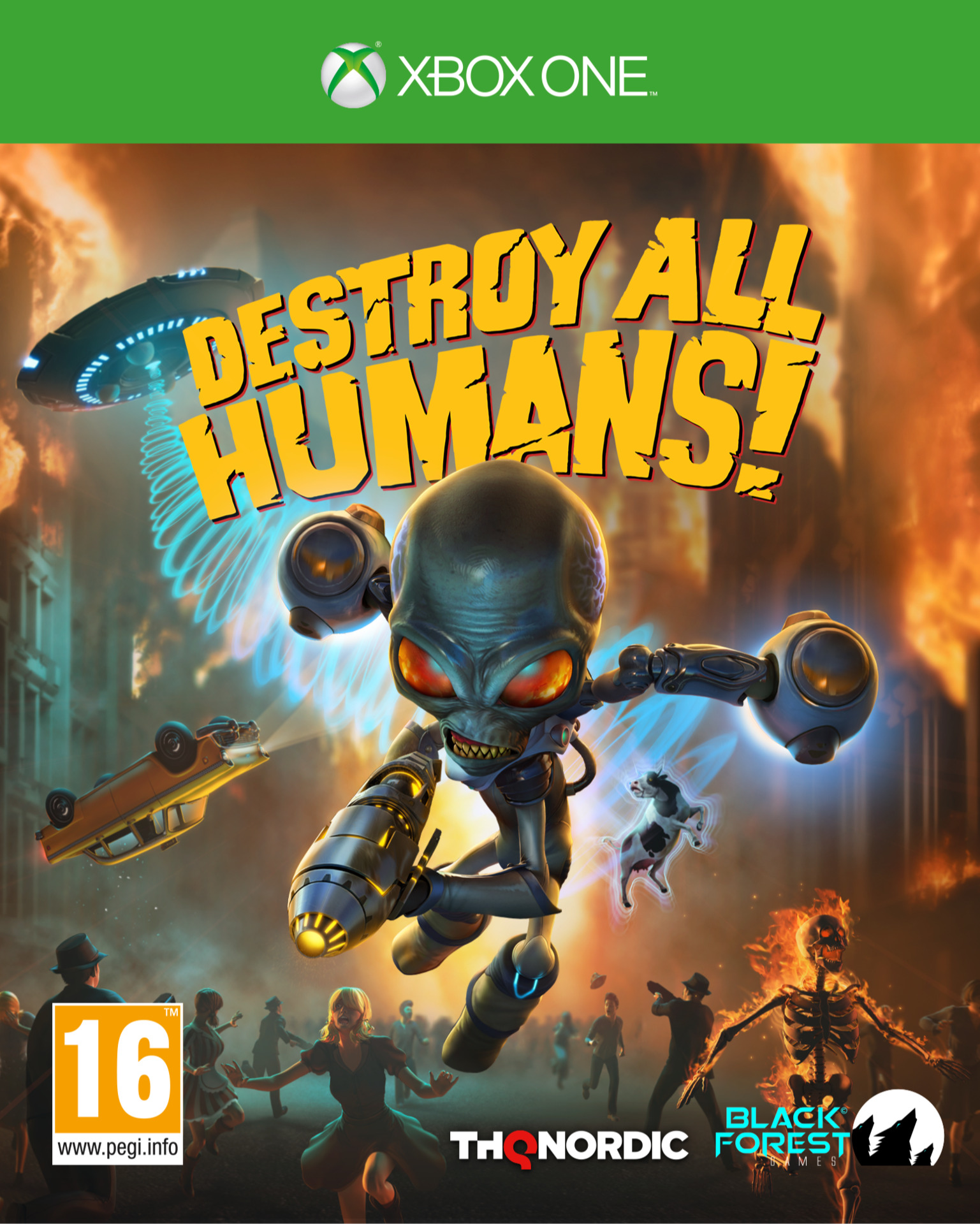 Destroy All Humans! (XONE)