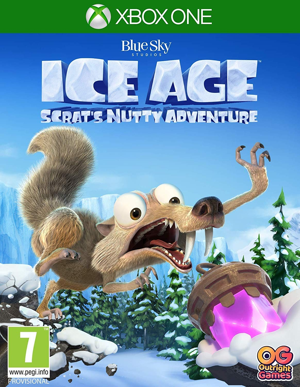 Ice Age: Scrats Nutty Adventure (XONE)