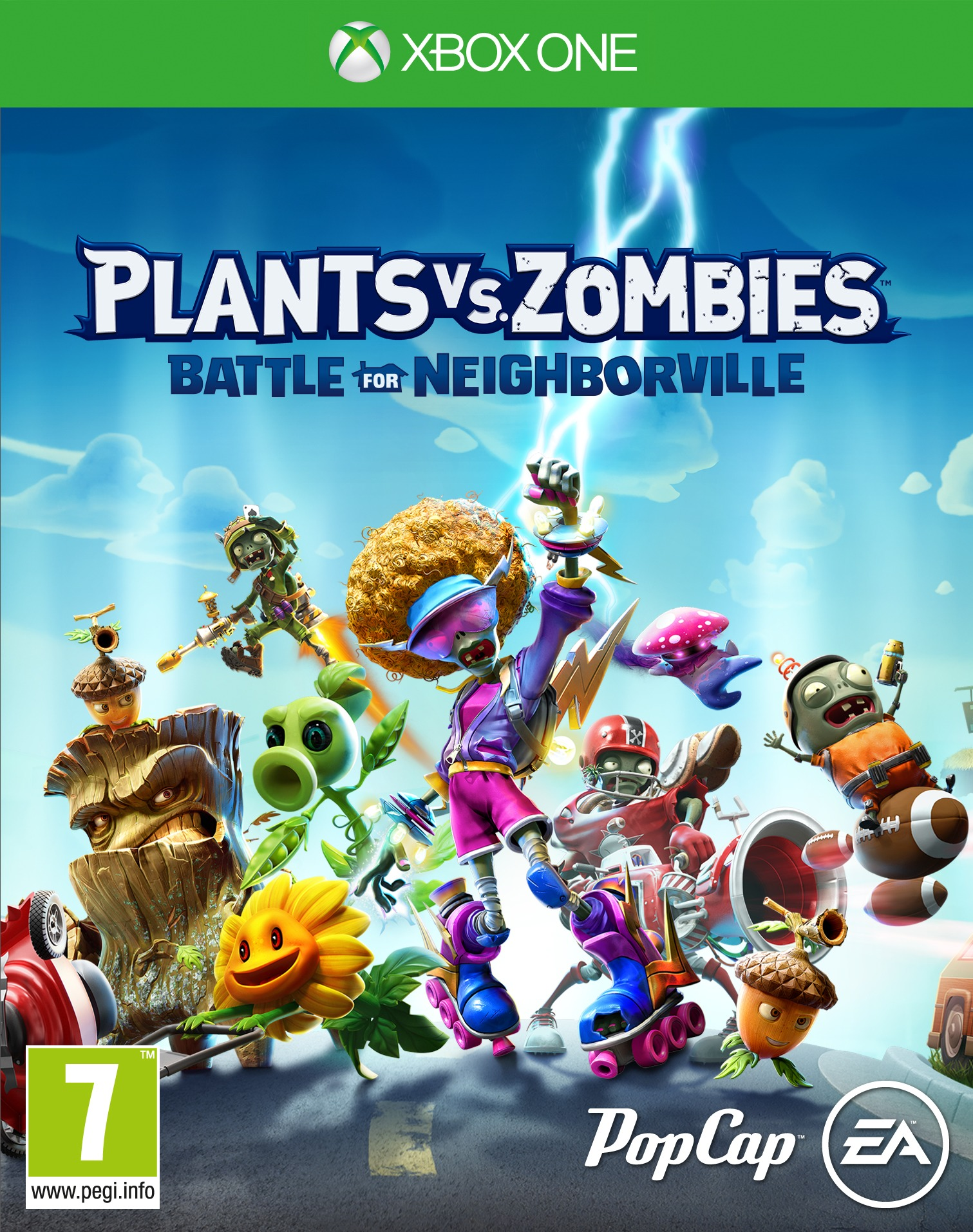 Plants vs Zombie: Battle for Neighborville (XONE)