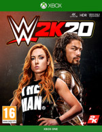WWE 2K20 - Steelbook Edition