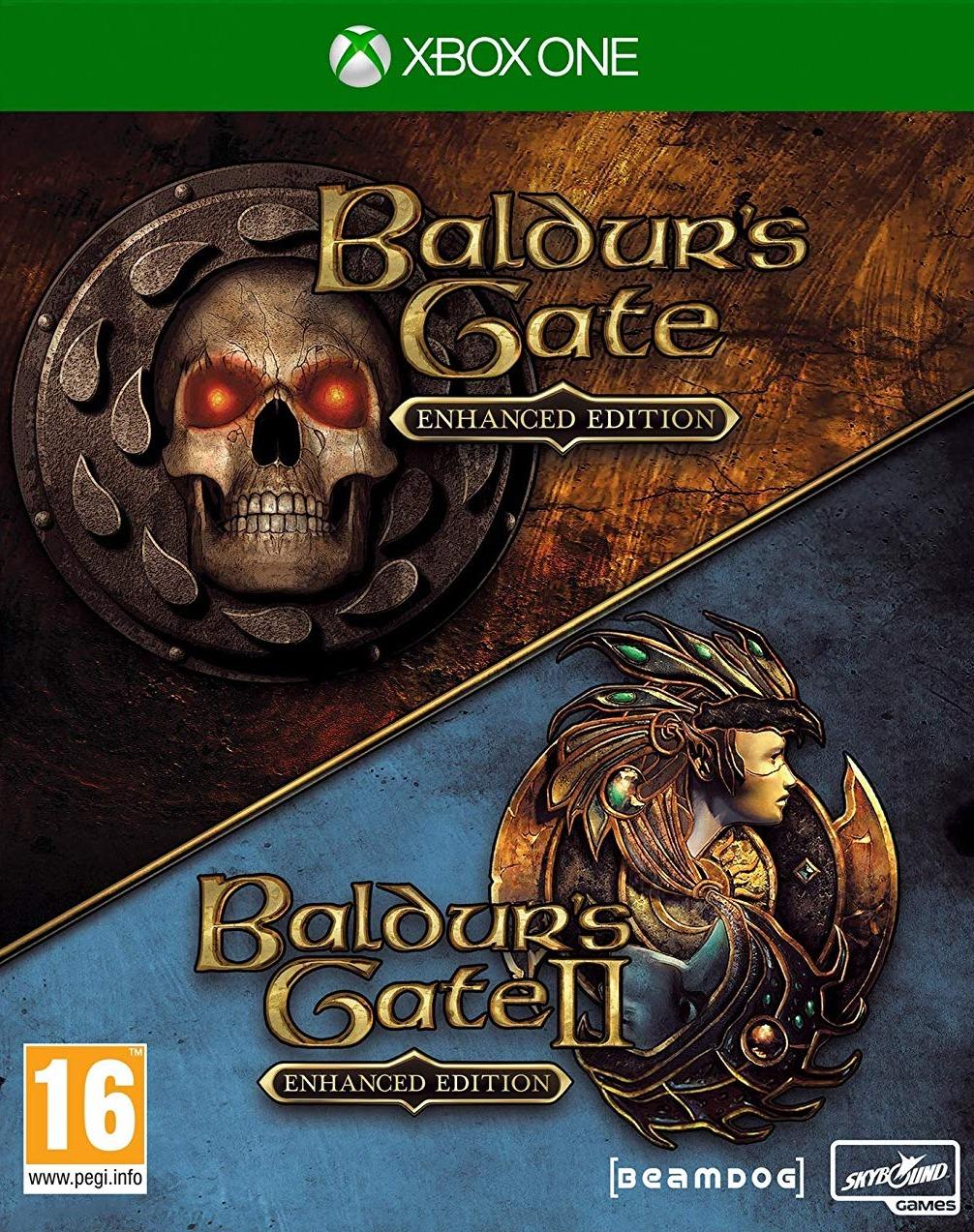 Baldurs Gate I & II: Enhanced Edition (XONE)