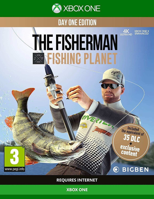 The Fisherman: Fishing Planet - Day One Edition (XONE)