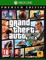 Grand Theft Auto V - Premium Edition (XBOX)