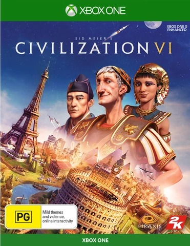 Civilization VI (XONE)