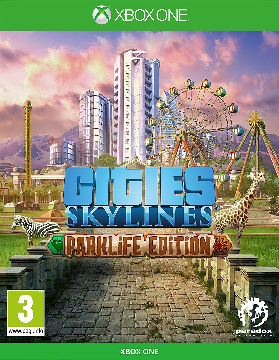 Cities: Skylines - Parklife Edition (XONE)