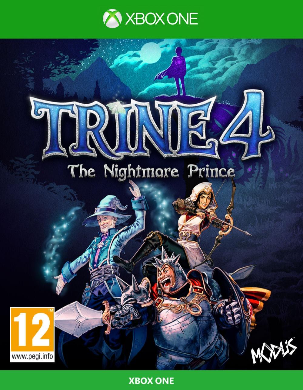 Trine 4: The Nightmare Prince (XONE)