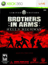 Brothers in Arms 3: Hells Highway - Limited Edition (XBOX 360)