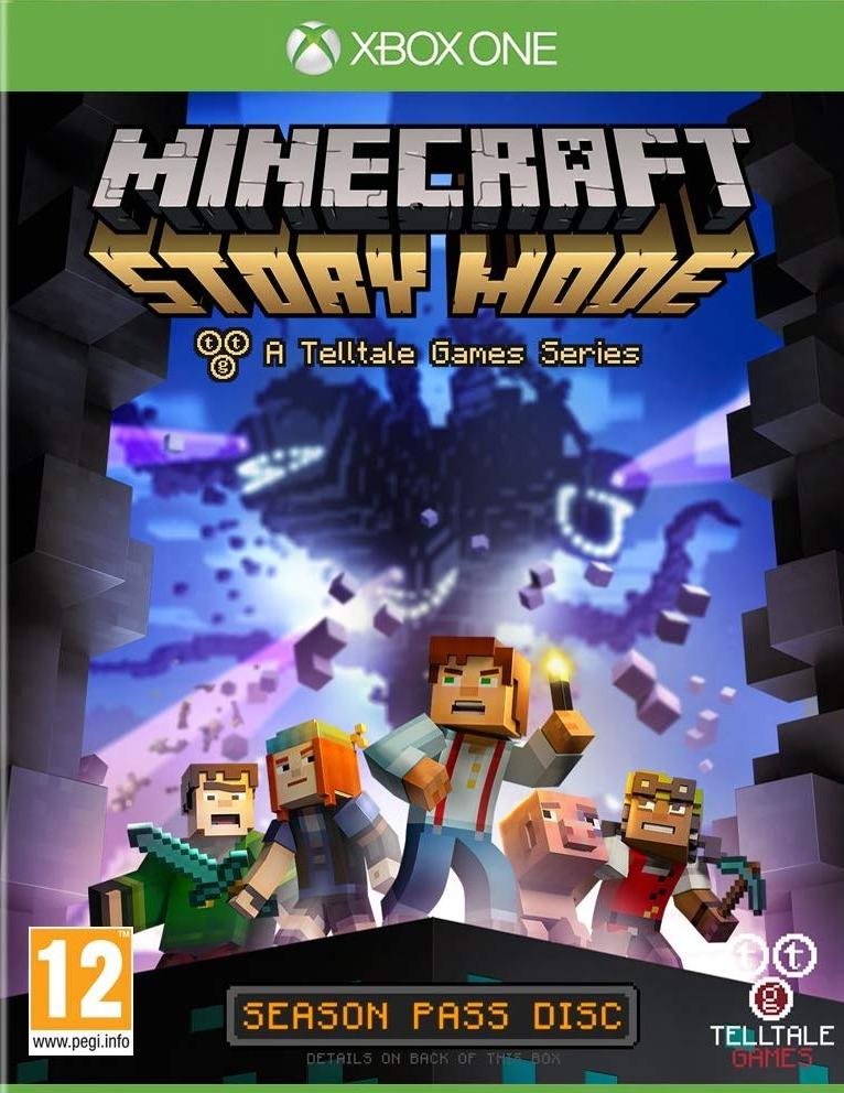Minecraft: Story Mode (XONE)