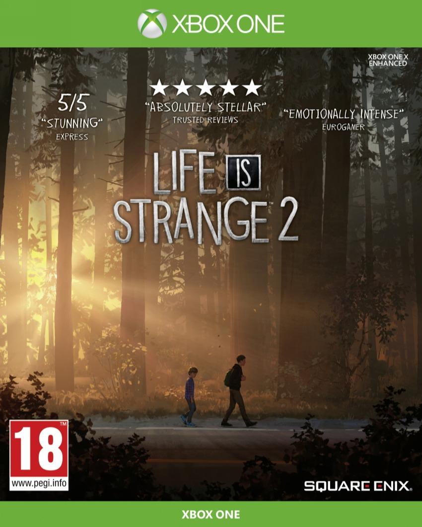 Life is Strange 2 (XONE)
