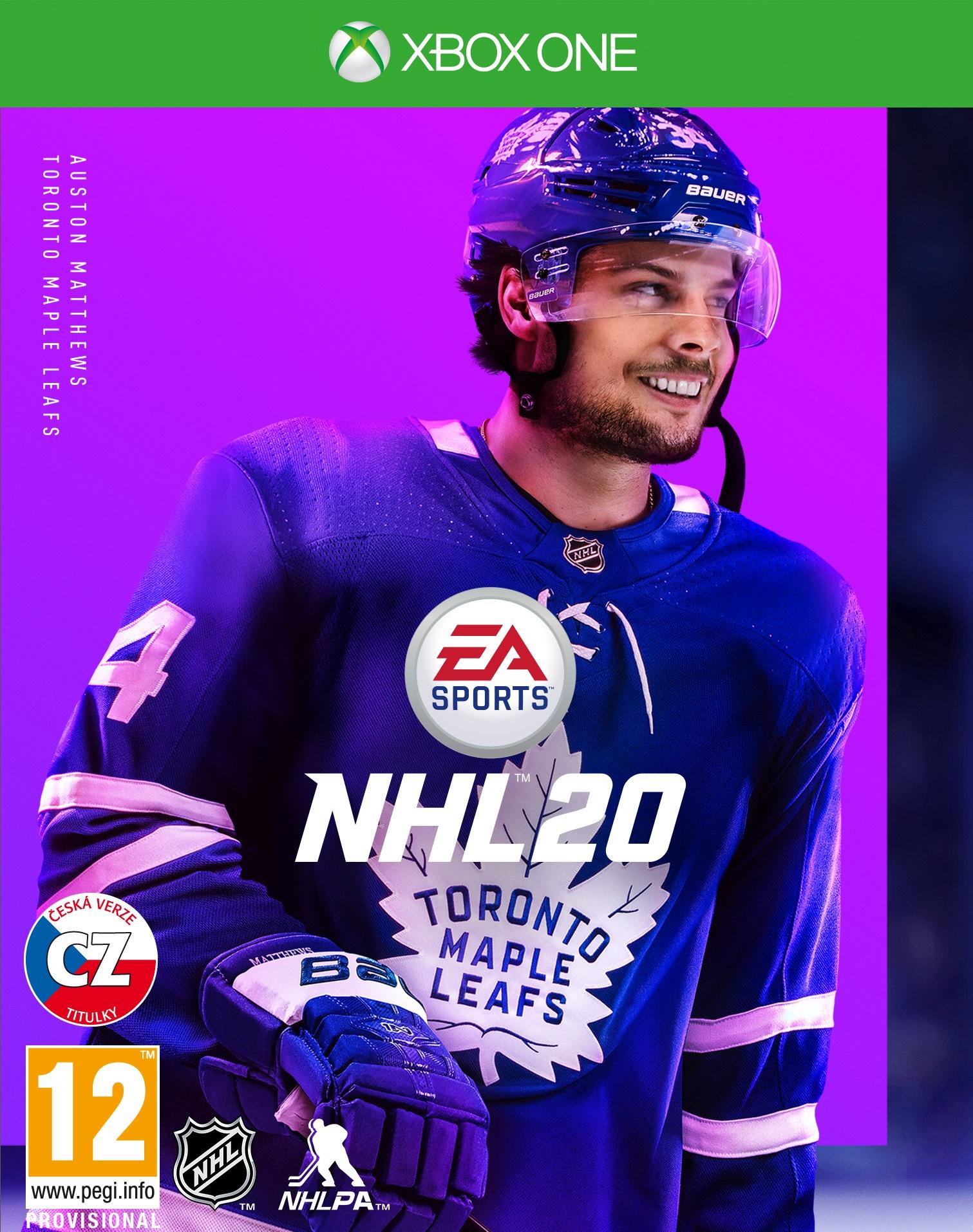 NHL 20 BAZAR (XONE)