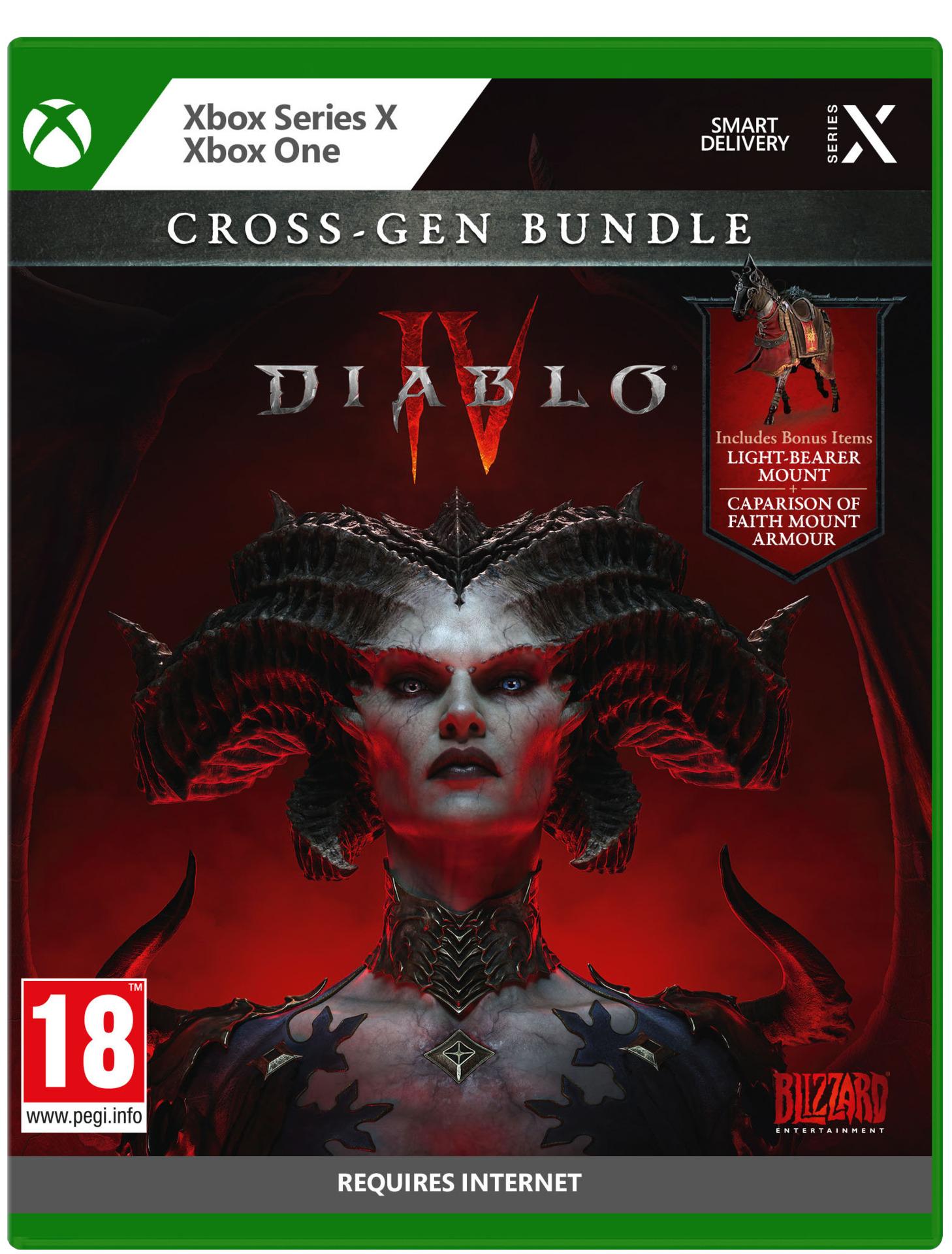 Diablo IV (XONE)