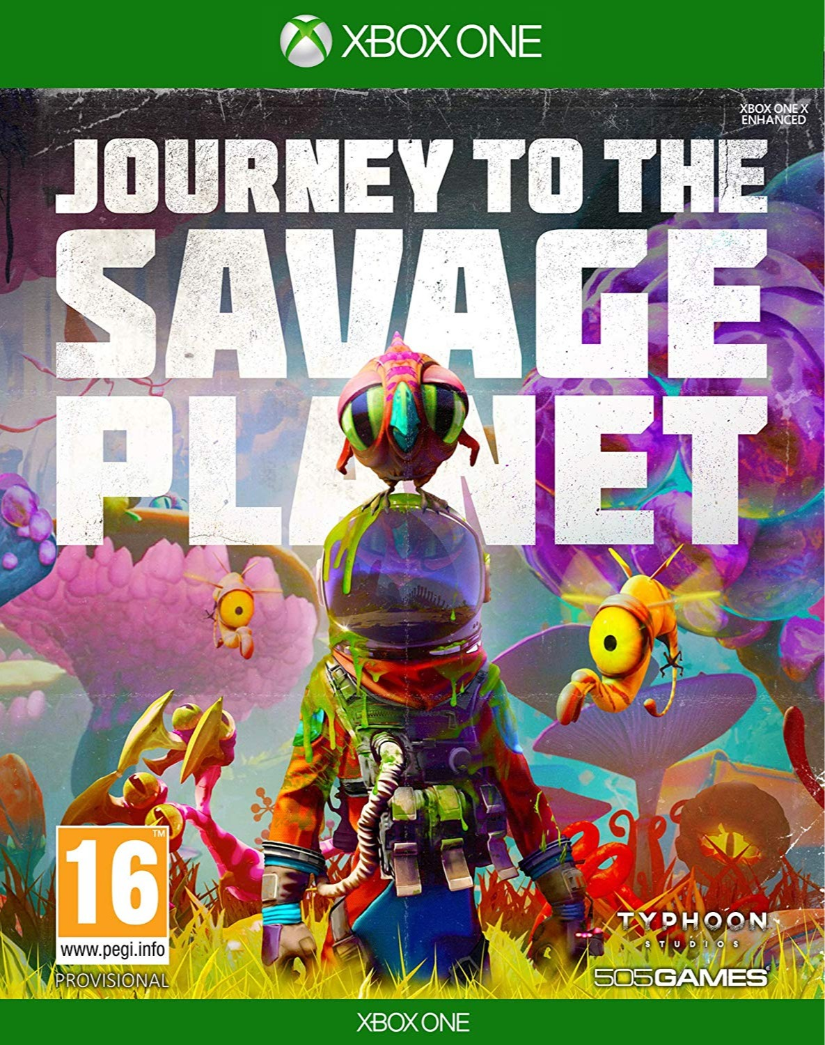 Journey To The Savage Planet (XONE)