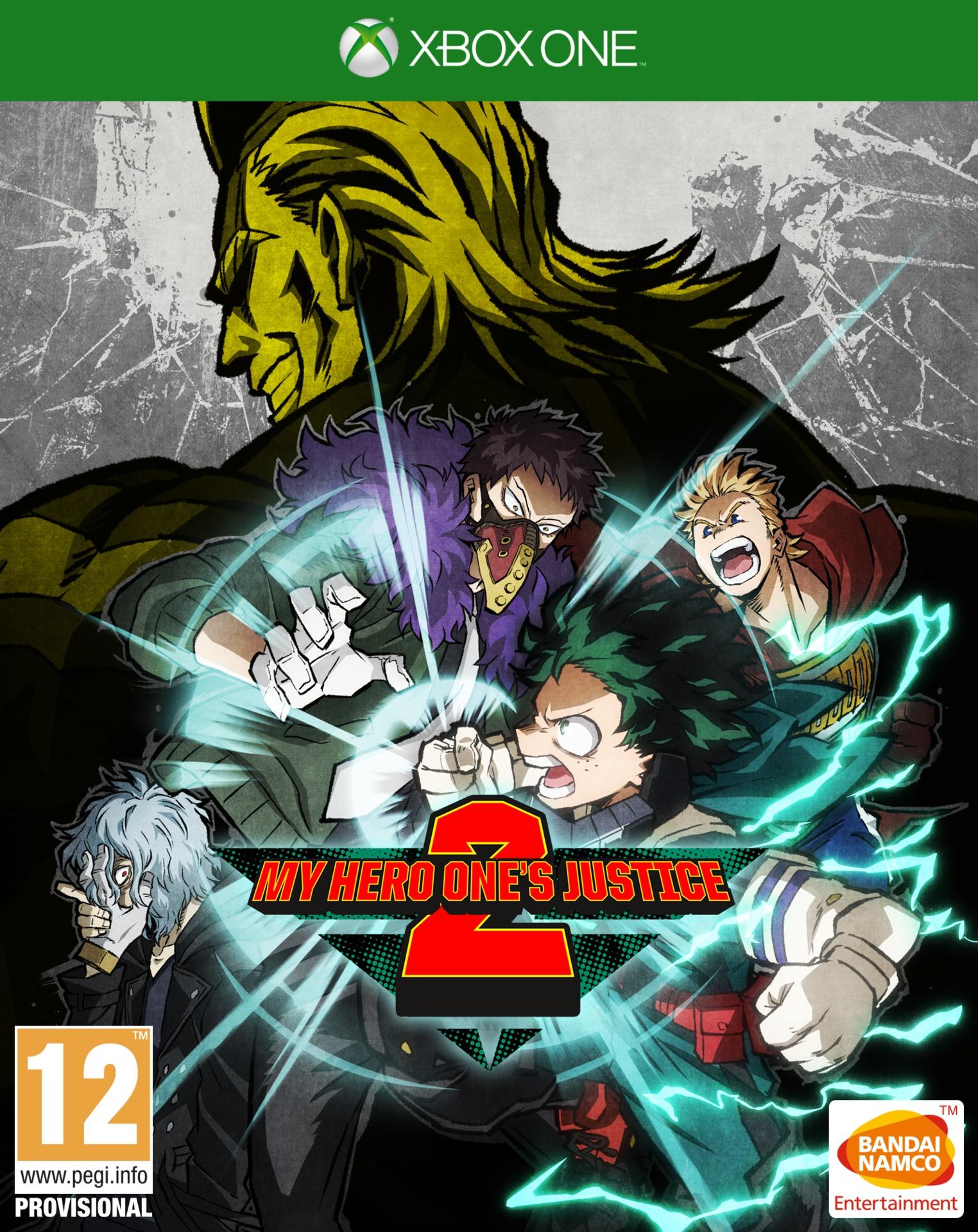 My Hero One's Justice 2 (XBOX)