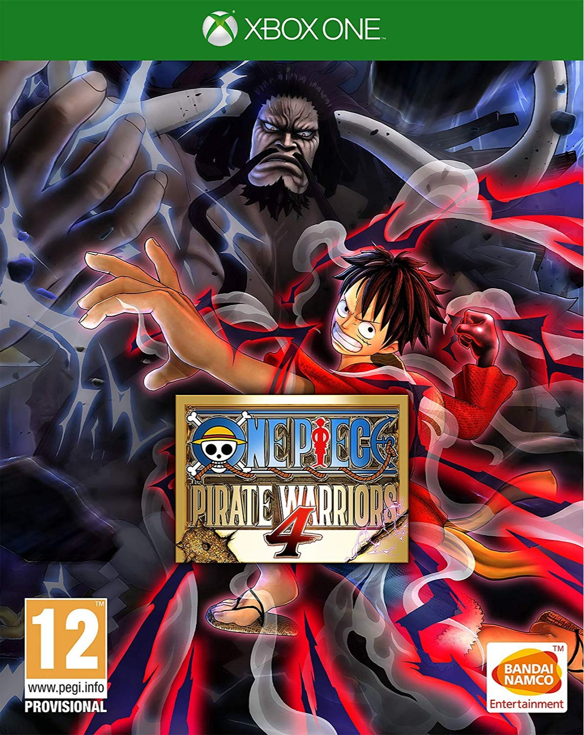 One Piece: Pirate Warriors 4 (XONE)