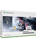 Konzole Xbox One S 1TB + Star Wars Jedi: Fallen Order (XONE)