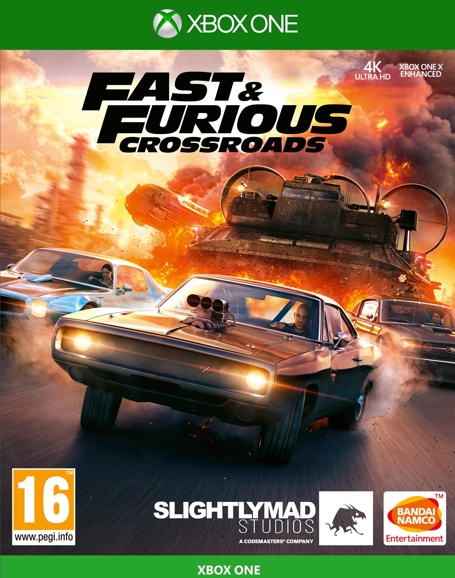 Fast & Furious Crossroads (XONE)