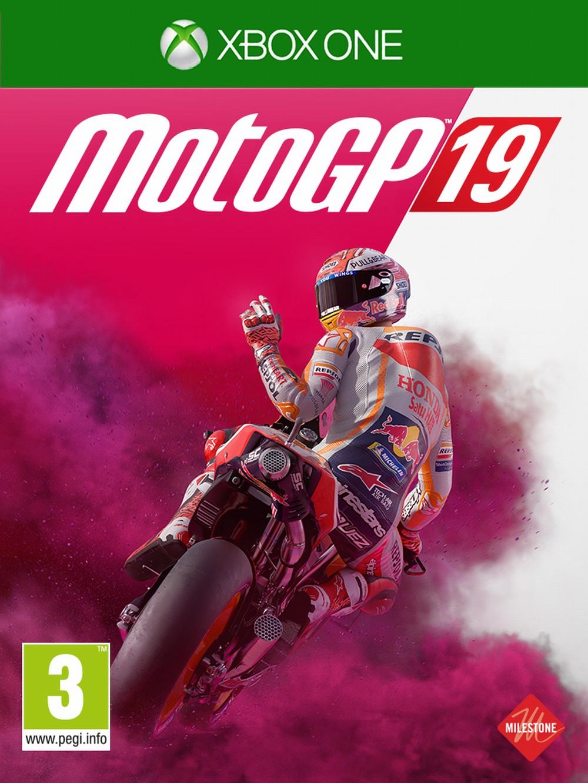 MotoGP 19 PROMO BAZAR (XONE)
