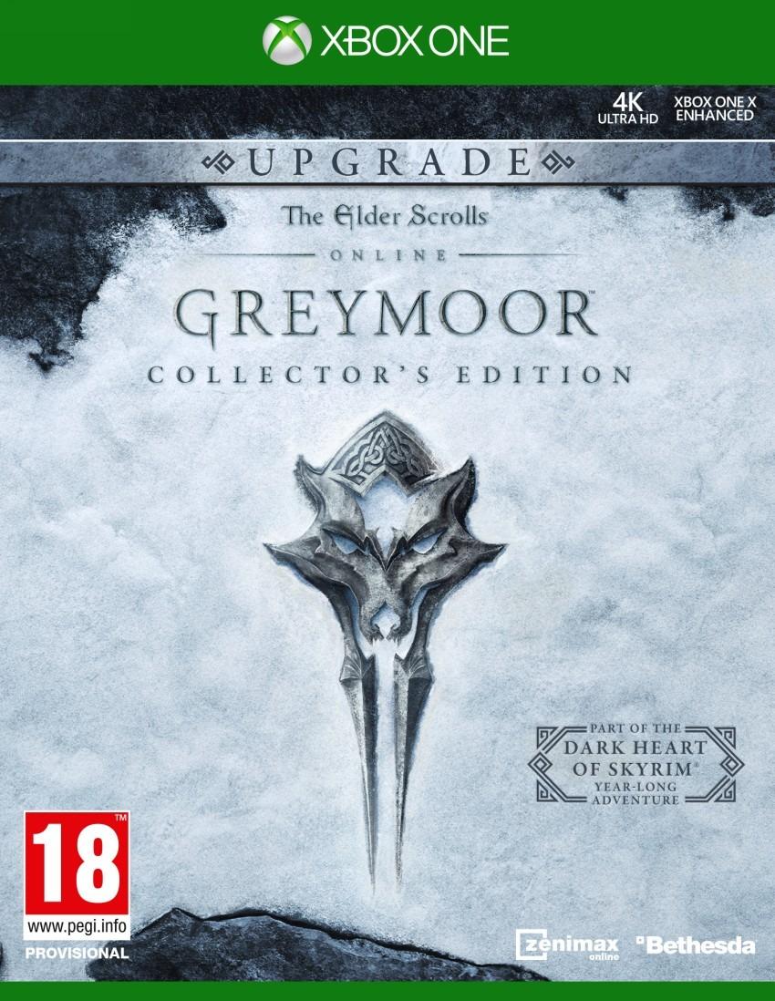 The Elder Scrolls Online: Greymoor Collector's Edition Upgrade (XONE)