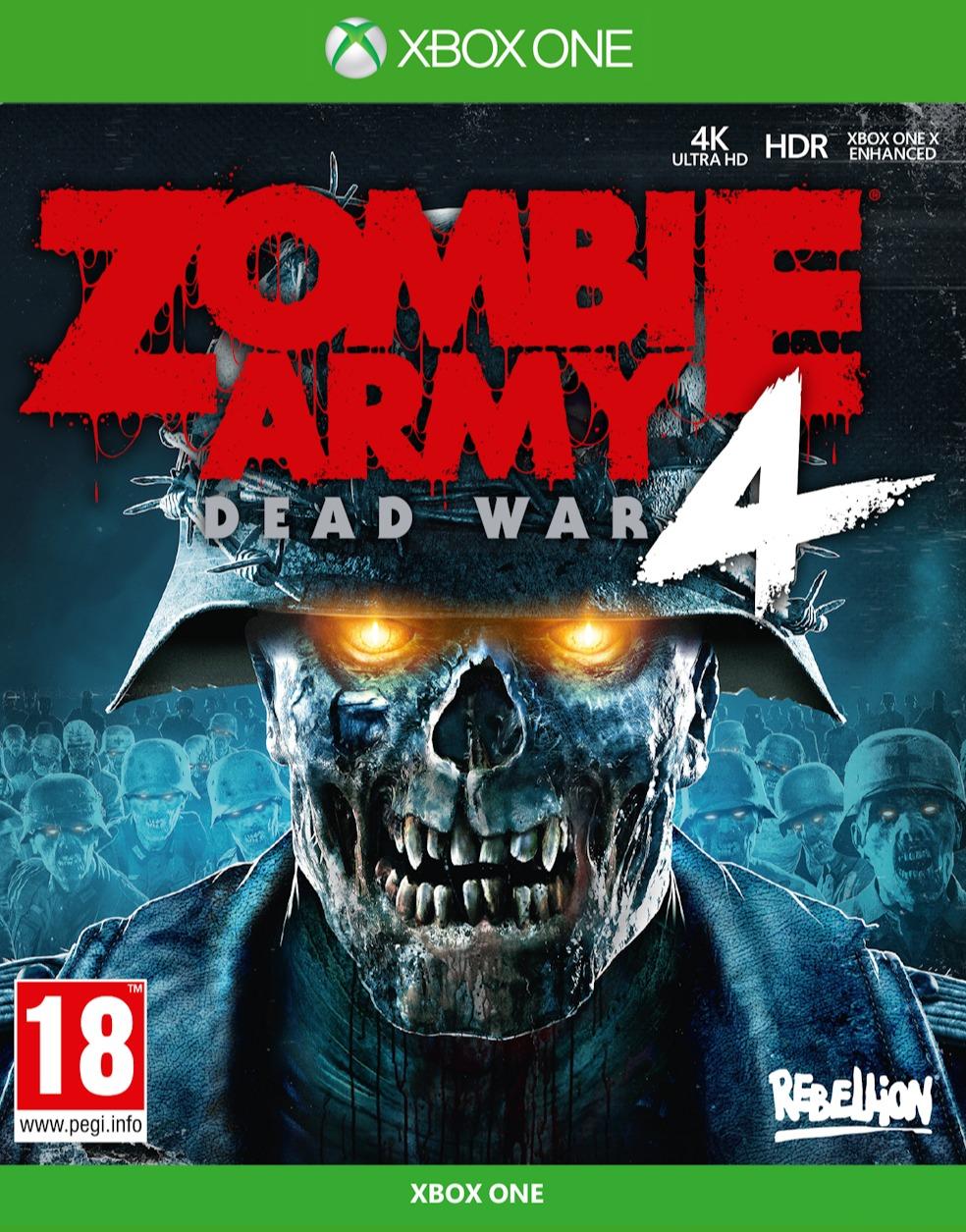 Zombie Army 4: Dead War (XBOX)