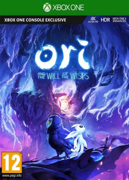 Ori and the Will of the Wisps (XONE)