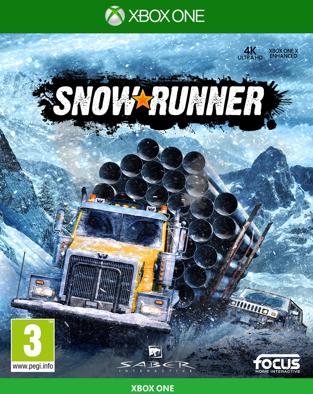 SnowRunner: A MudRunner Game (XONE)