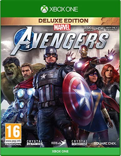Marvel's Avengers - Deluxe Edition (XBOX)