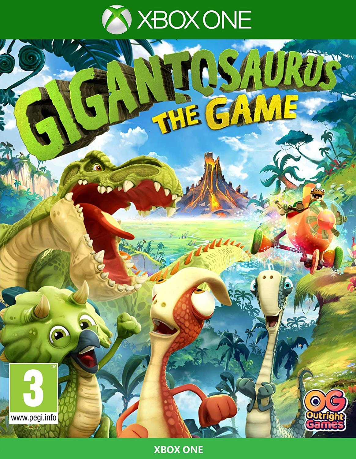 Gigantosaurus The Game (XONE)