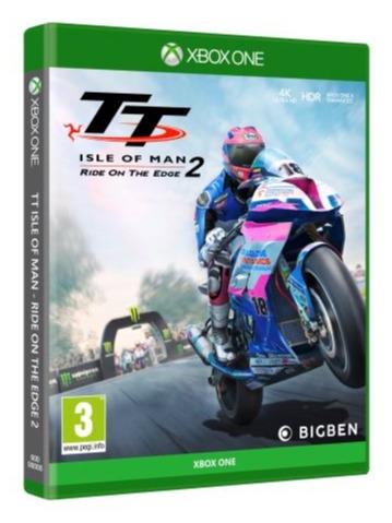 TT Isle of Man Ride on the Edge 2 (XONE)