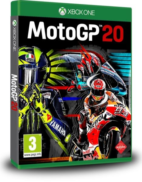 Moto GP 20 (XONE)