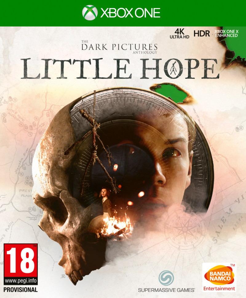 The Dark Pictures Anthology: Little Hope (XONE)