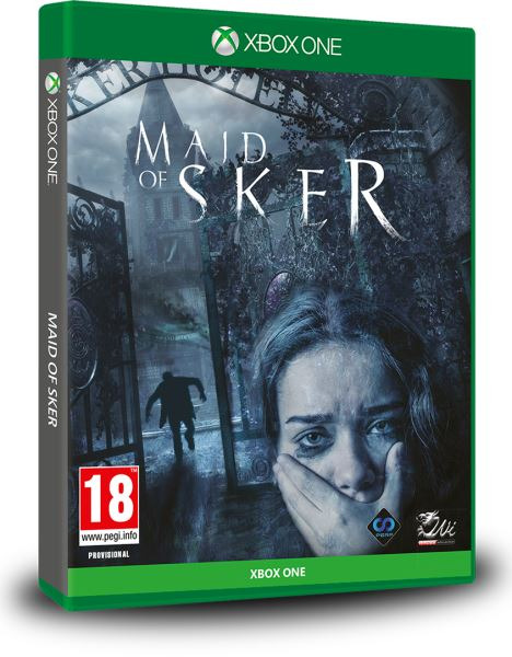 Maid of Sker (XBOX)