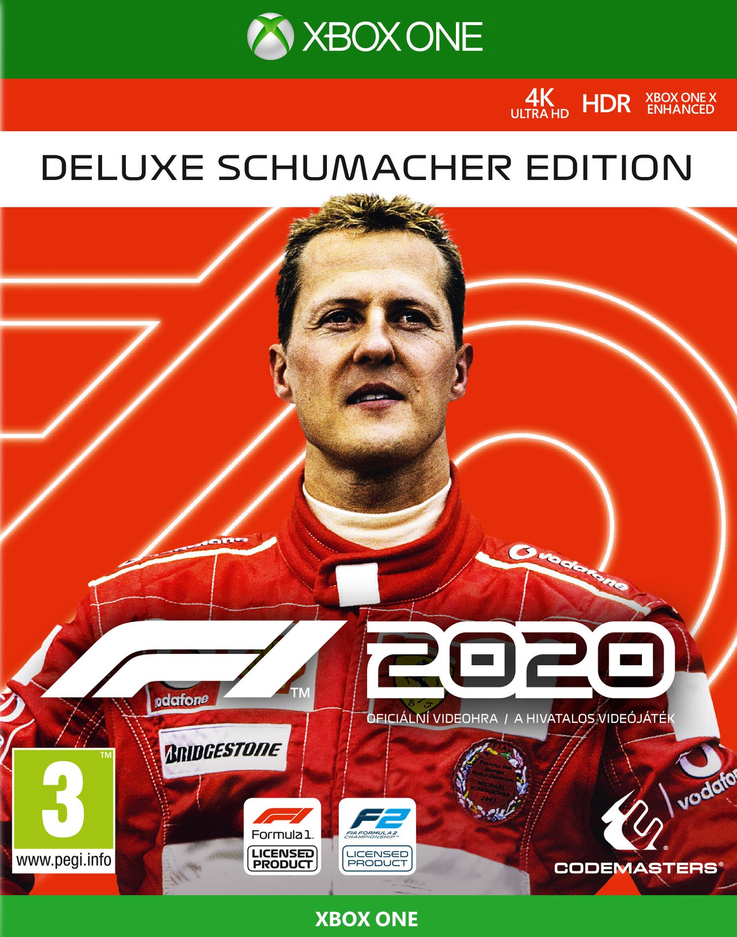 F1 2020 - Deluxe Schumacher Edition (XONE)