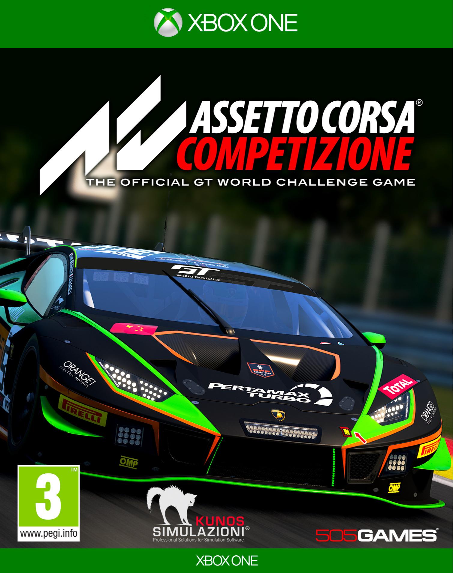 Assetto Corsa Competizione (XONE)