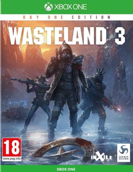 Wasteland 3 - Day One Edition (XBOX)