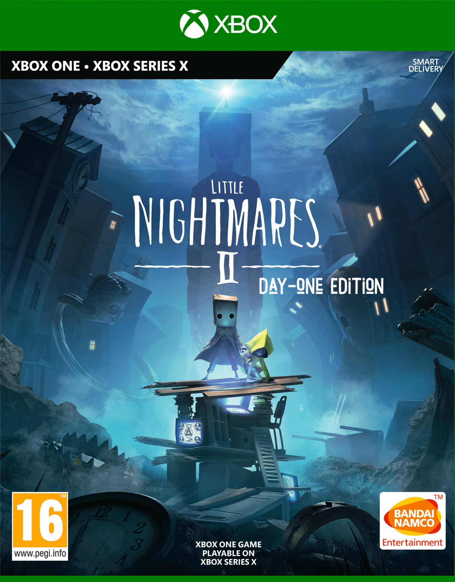 Little Nightmares II - Day One Edition (XBOX)