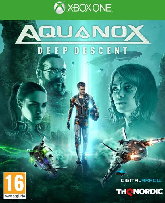 Aquanox: Deep Descent  (XONE)