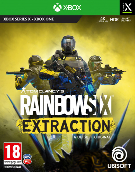 Rainbow Six: Quarantine (XONE)