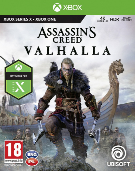 Assassins Creed: Valhalla (XONE)