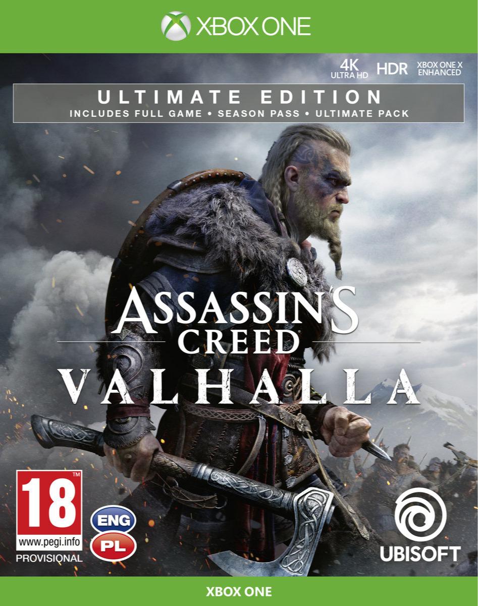Assassins Creed: Valhalla - Ultimate Edition (XONE)