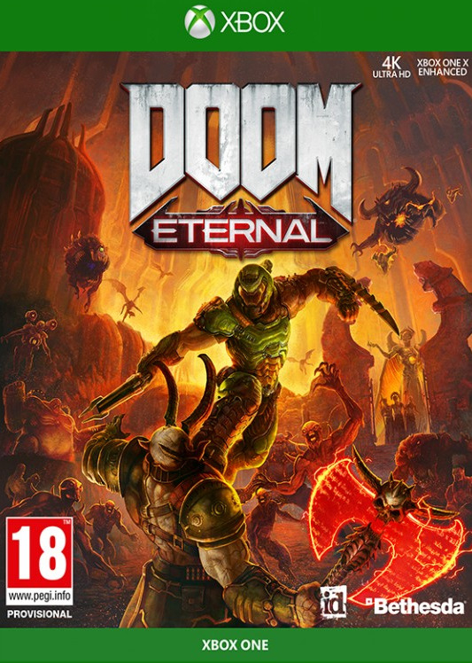DOOM: Eternal BAZAR (XONE)