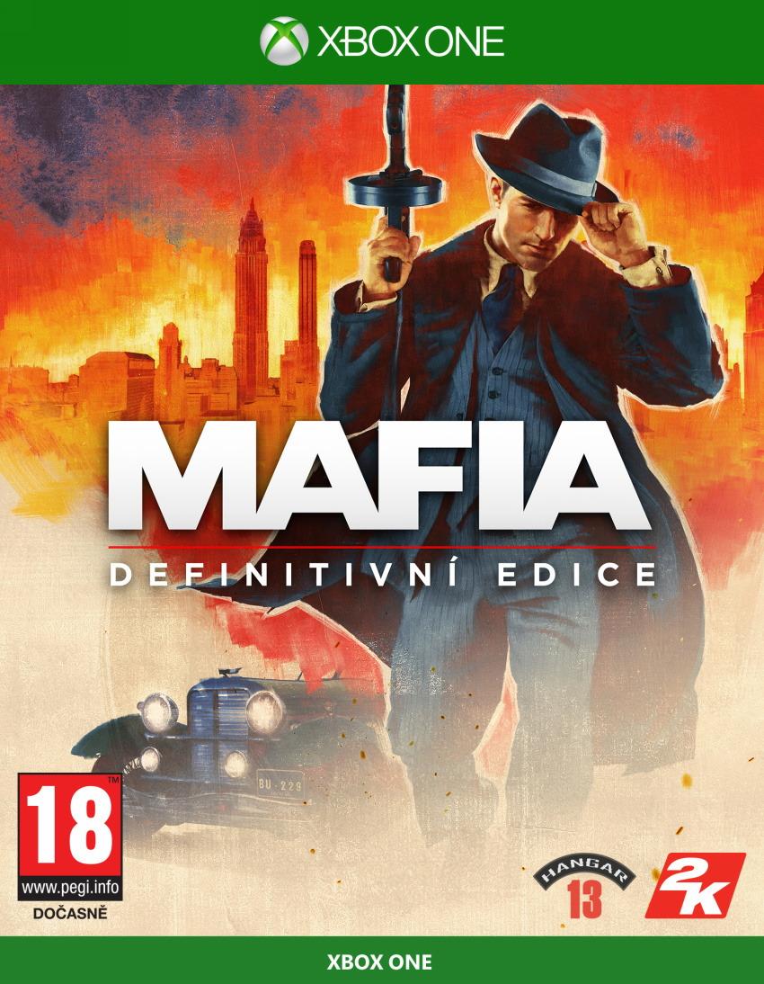 Mafia: Definitive Edition (XBOX)