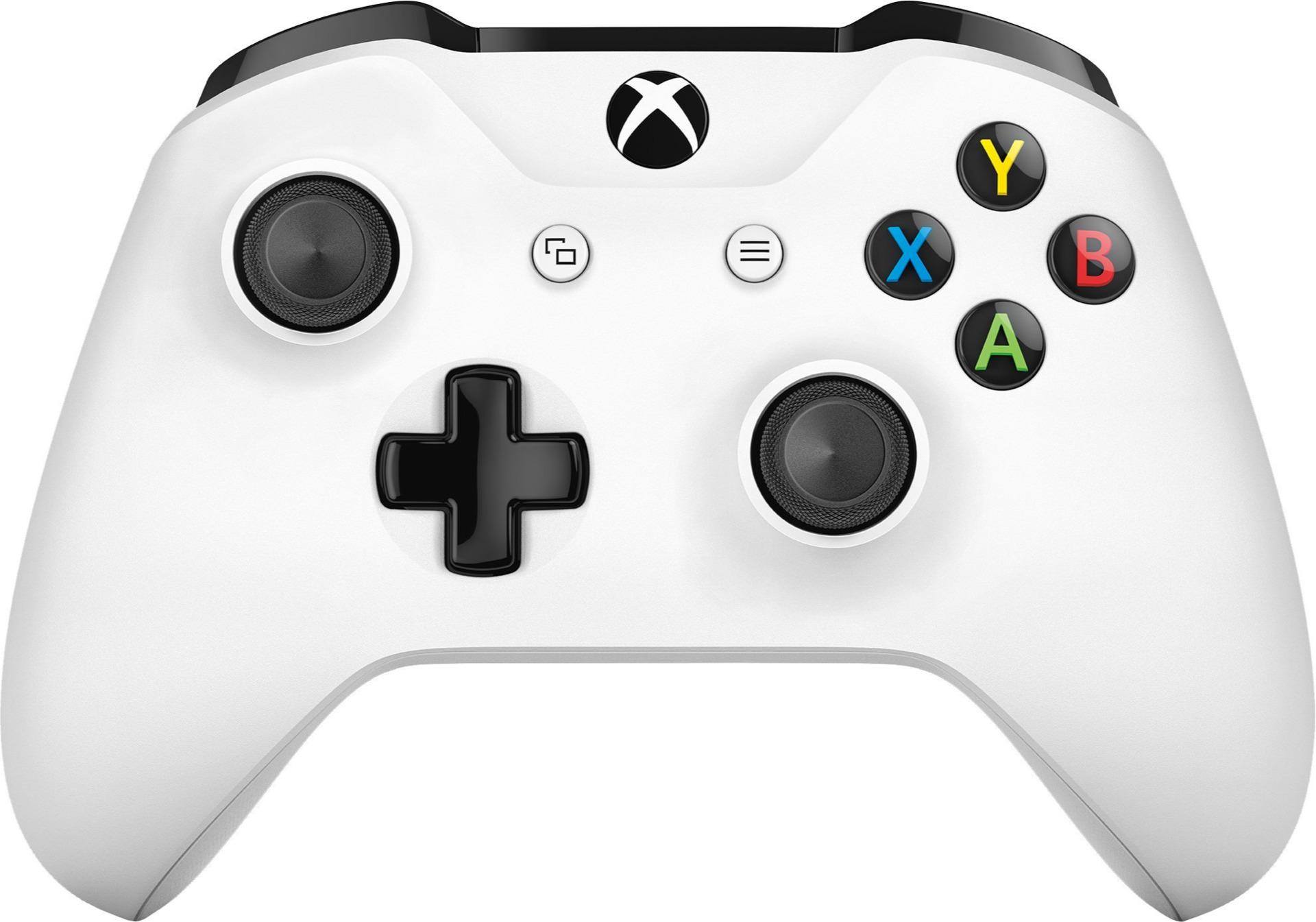 Xbox One S ovladač - Bílý (XONE)