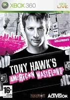Tony Hawks American Wasteland (X360)