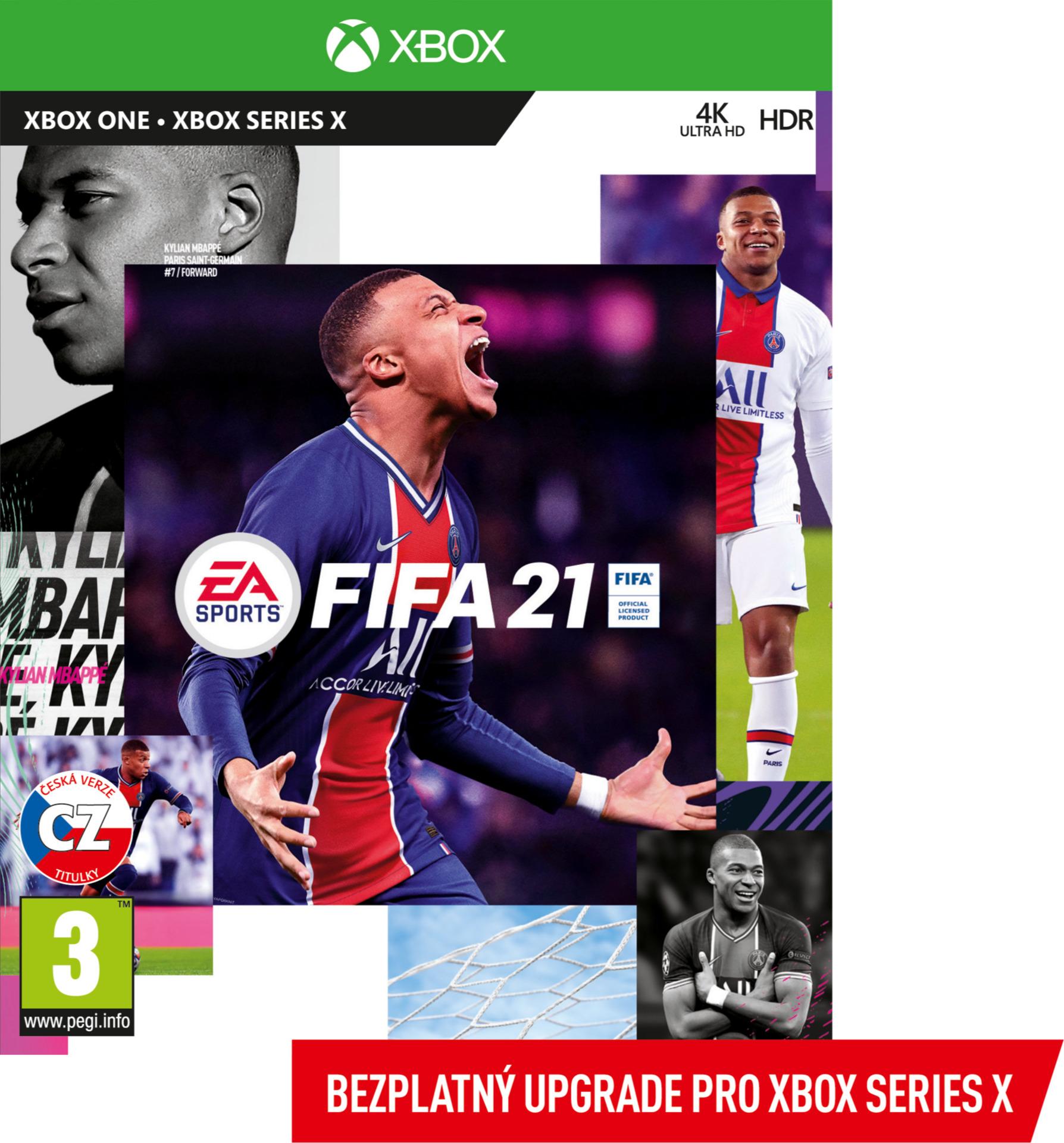FIFA 21 (XONE)