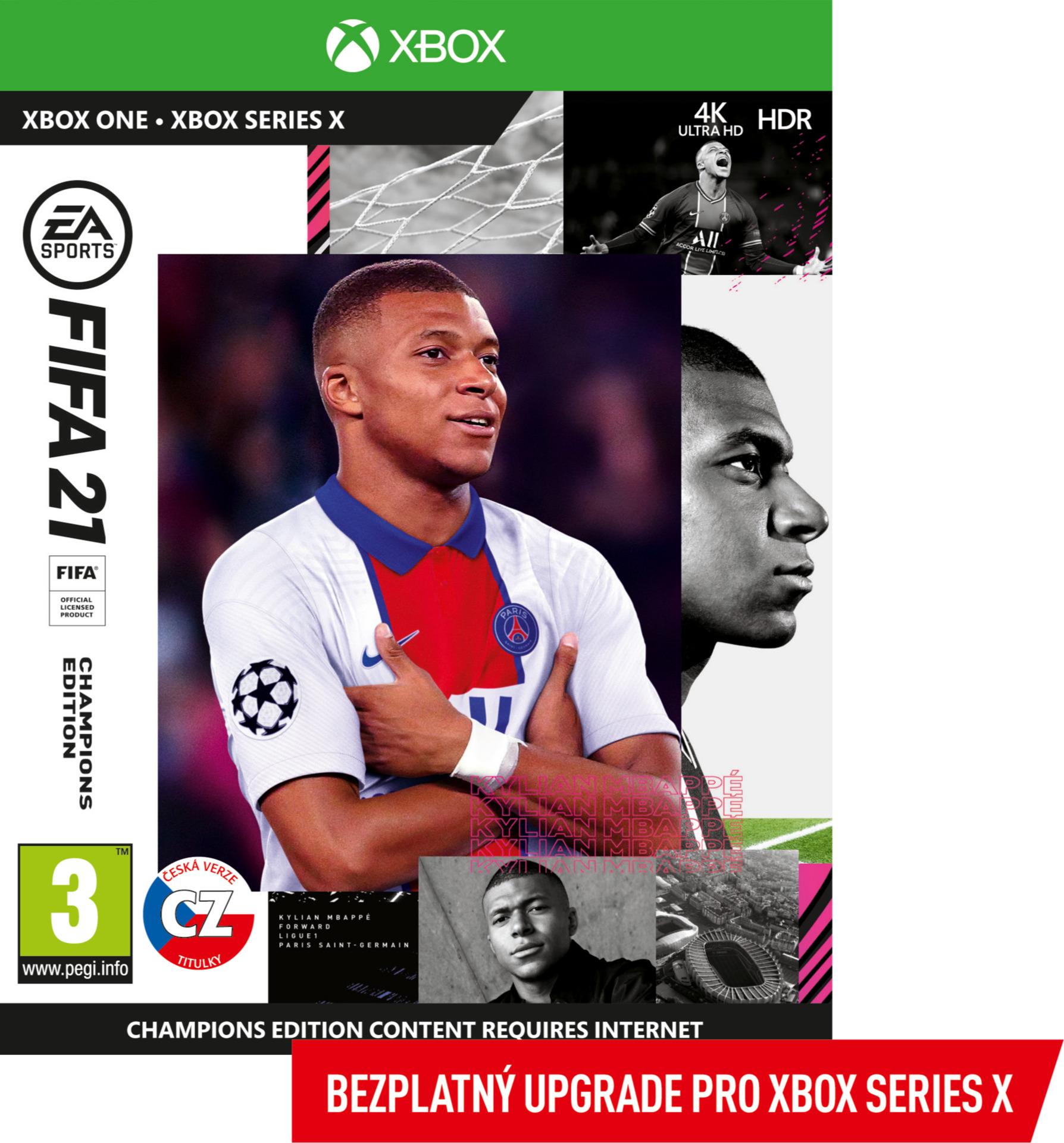 FIFA 21 - Champions Edition (XONE)