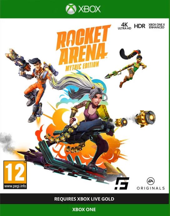 Rocket Arena - Mythic Edition (XBOX)