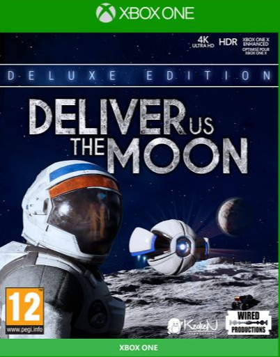 Deliver Us The Moon - Deluxe Edition (XONE)