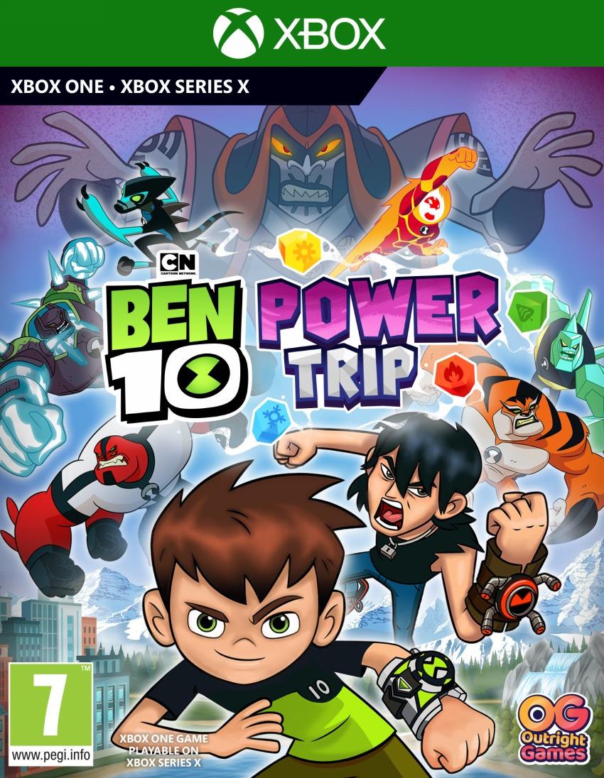 Ben 10: Power Trip (XONE)