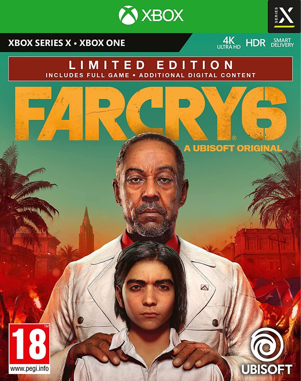 Far Cry 6 (XONE)
